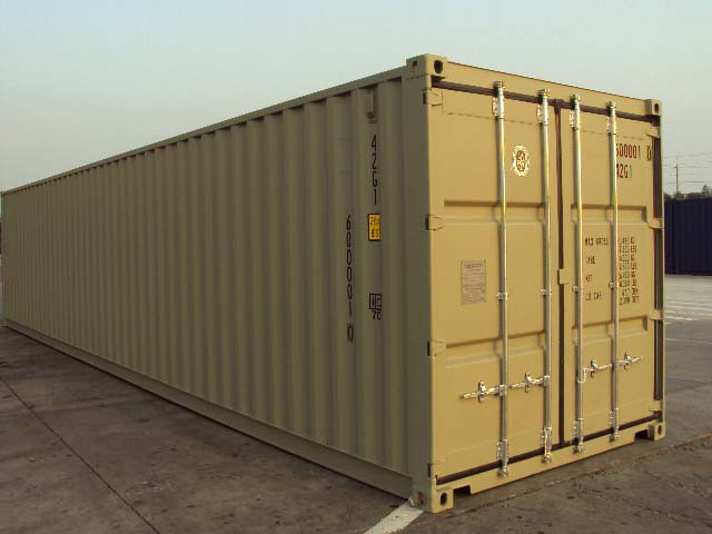 40 FT Shipping Container 640 x 480